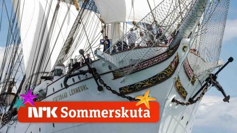 Sommerskuta - Seilas fra Båly - 2
